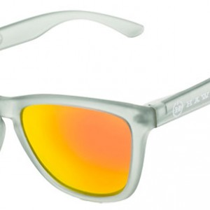 Hawkers gris frosted lente naranja polarizada