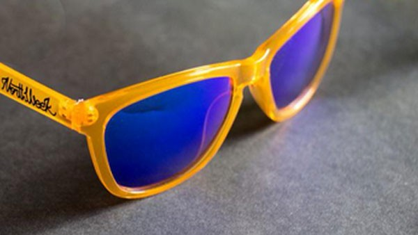 Gafas Northweek bright orange blue