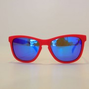 Gafas Northweek Matte Red Ice Blue