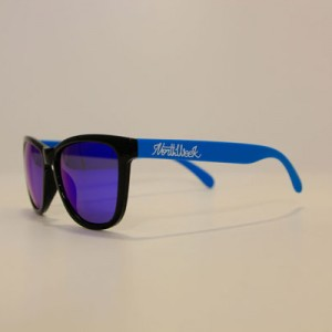 NORTHWEEK-Bright-Black-Matte-Blue-Blue-Polarized